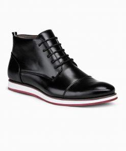 Juodi laisvalaikio batai vyrams internetu pigiau T326 14031-4