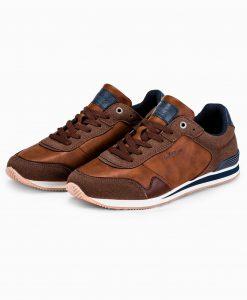 Rudi vyriski laisvalaikio batai internetu pigiauT332 14039-3