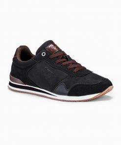 Juodi laisvalaikio batai vyrams internetu pigiauT332 14040-2