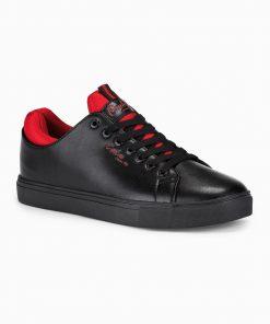 Juodi laisvalaikio batai vyrams internetu pigiau T333 14042-2
