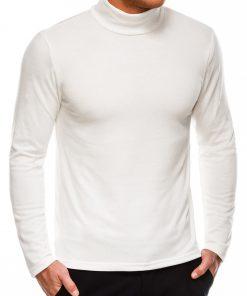 Baltas vyriskas megztinisgolfas internetu pigiau B1009 14065-2