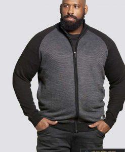 Didelių dydžių vyriškas megztinis internetu pigiau TANNERKS80554-1