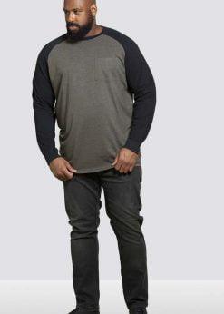 Dideliu dydziu vyriski marskineliai ilgomis rankovemis internetu pigiauIllinois KS60430