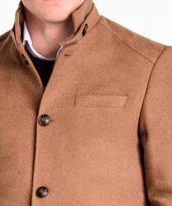 Rudeninis paltas vyrams internetu pigiau C427 14093-4