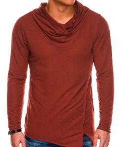 Rudas vyriškas megztinis internetu pigiau B1010 14101-1