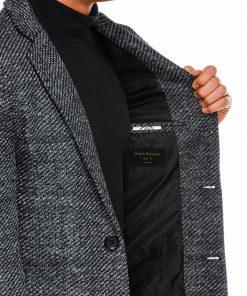 Vyriški paltai internetu pigiau C431 14103-6