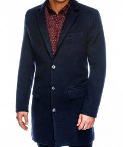 Rudeninis vyriškas paltas internetu pigiau C432 14106-6