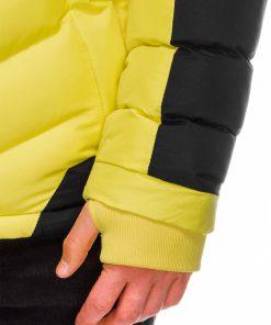 Žieminės striukės vyrams internetu pigiau C417 14117-1