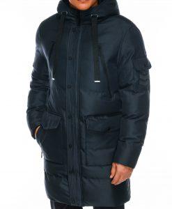 Žieminė striukė vyrams internetu pigiau Halk C409 14123-4
