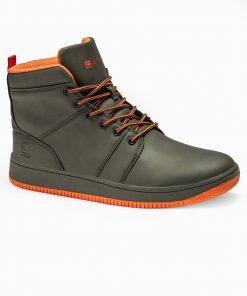 Žali sneakers batai vyrams internetu pigiau T311 14135-2