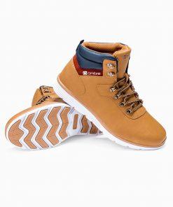 Paaukstinti laisvalaikio batai vyrams internetu pigiau T312 14139-6