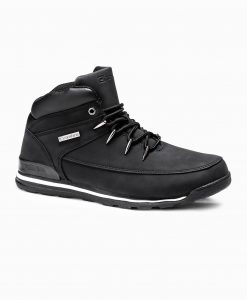 Juodi laisvalaikio batai vyrams internetu pigiau T313 14143-4