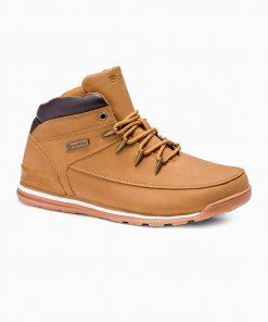 Rusvi laisvalaikio batai vyrams internetu pigiau T313 14144-5