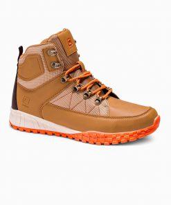 Rusvi žieminiai batai vyrams internetu pigiau T315 14150-5