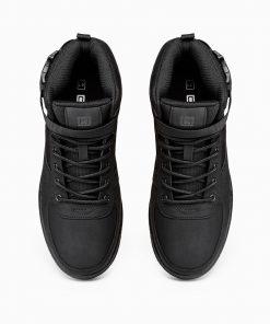 Sneakers vyriski batai internetu pigiau paaukštinti T317 14156-3