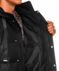 Žieminės striukės vyrams internetu pigiau C409 14158-1