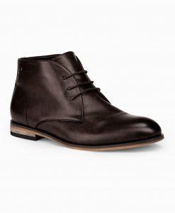 Rudi paaukštinti rudeniniai batai vyrams internetu pigiau T319 14178-2