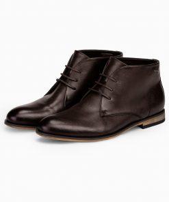 Rudi rudeniniai batai vyrams internetu pigiau T319 14178-5