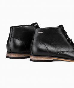 Juodi vyriski laisvalaikio batai internetu pigiau T319 14179-5
