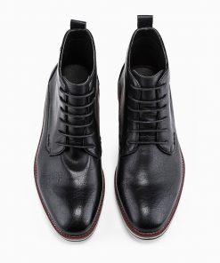 Juodi vyriski laisvalaikio batai internetu pigiau T320 14180-2