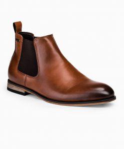Rudi paaukštinti rudeniniai batai vyrams internetu pigiau T321 14194-3