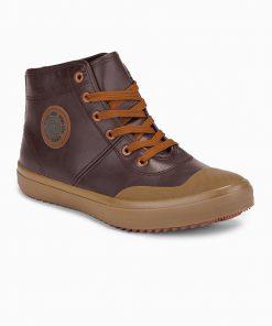 Rudi paaukštinti laisvalaikio batai vyrams internetu pigiau T329 14205-3