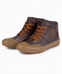 Paaukstinti vyriski laisvalaikio batai vyrams internetu pigiau T329 14205-4