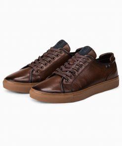 Rudi vyriski laisvalaikio batai vyrams internetu pigiau T324 14213-1