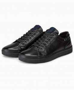 Juodi vyriski laisvalaikio batai internetu pigiau T324 14214-1