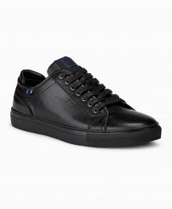 Juodi laisvalaikio batai vyrams internetu pigiau T324 14214-2