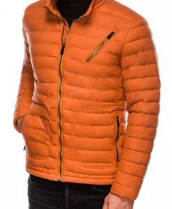 Oranžinė striukė vyrams internetu pigiau Mag C290 5372-1