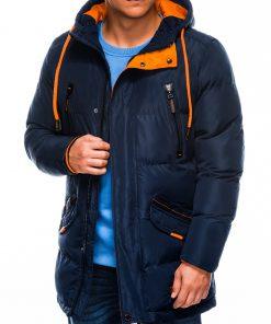 Vyriška žieminė striukė vyrams internetu pigiau Avanes C383 10561-1