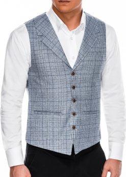 Languota vyriška kostiuminė liemenė prie kostiumo internetu pigiau V51 13363-8