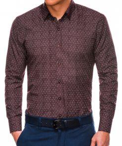 Stilingi vyriški marškiniai internetu pigiau K466 13628-4