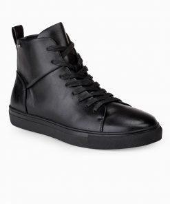 Juodi laisvalaikio batai vyrams internetu pigiau T322 14196-2