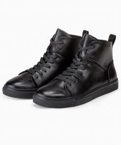 Juodi vyriski laisvalaikio batai internetu pigiau T322 14196-3