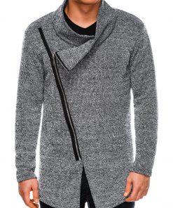Juodas megztinis vyrams internetu pigiau E174 14255-3