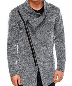 Juodas megztinis vyriskas internetu pigiau E174 14255-5