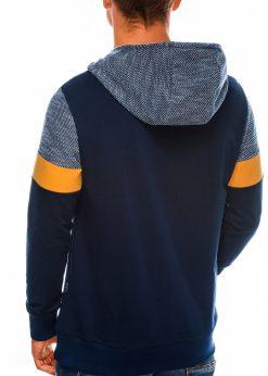 Vyriški džemperiai su gobtuvu internetu pigiau B1018 14256-4