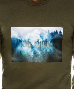 Vyriškas džemperis internetu pigiau B985 14262-3