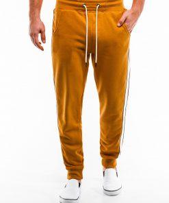 Geltonos sportines kelnes vyrams internetu pigiau P865 14277-1
