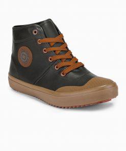 Chaki paaukštinti laisvalaikio batai vyrams internetu pigiau T329 14208