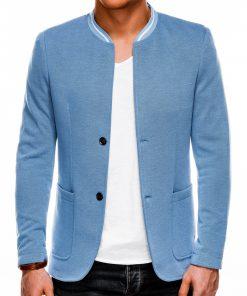 Stilingas vyriškas švarkas prie džinsų internetu pigiau Daster M84 8106-2