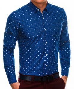 Vyriški marškiniai internetu pigiau K463 11494-4