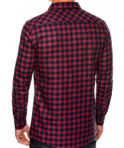 Marškiniai vyrams ilgomis rankovėmis internetu pigiau K509 14334-2