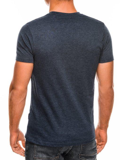 Marškinėliai vyrams internetu pigiau Lak S884 7577-3