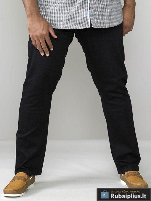Didelių dydžių džinsai vyrams internetu pigiau Claude KS15498