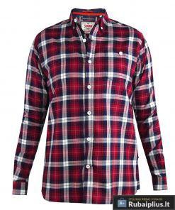 Didelių dydžių marškiniai vyrams internetu pigiau Baltimore KS10364