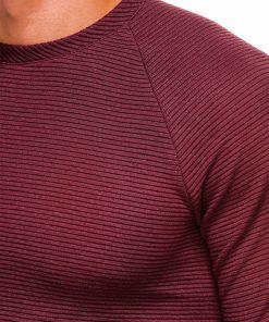 Bordo vyriskas megztinis internetu pigiau B1021 14358-1