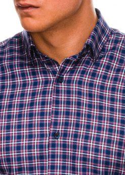 Languoti marškiniai vyrams internetu pigiau K520 14443-4
